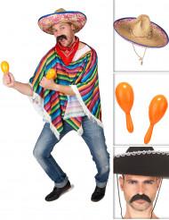 Meksikolainen setti aikuisille