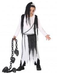 Haamuasu lapsille Halloween