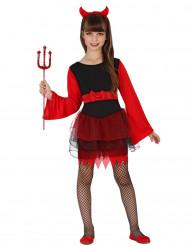 Piru tyllimekossa - Halloweenasu lapsille