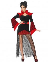 Eksoottinen vampyyri - Halloween asu aikuisille