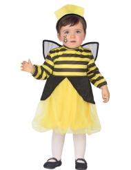 Pieni Mehiläinen -naamiaisasu lapselle