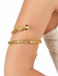 Kultainen käärme - Käsikoru aikuisille