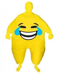 Kyllä naurattaa! - Puhallettava Morphsuits™ asu aikuisille