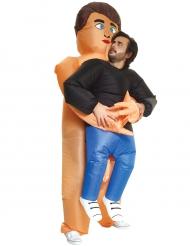 Saunojan halipula - Carry Me -asu aikuisille