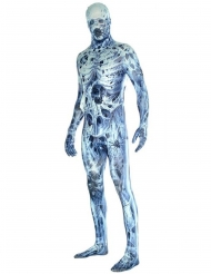 Morphsuits™- hämähäkinseittiasu miehelle halloween