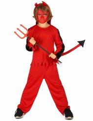 Pieni paholainen -naamiaispuku lapsille