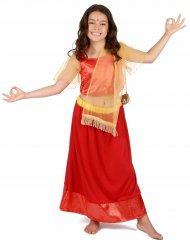 Bollywood-tanssijan asu lapsille
