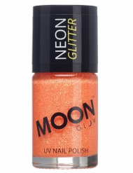 Moonglow© - Oranssi UV kynsilakka 15ml
