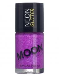 Moonglow© - Violetti Glitter UV kynsilakka 15ml