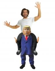 Amerikan presidentin selässä - Carry me asu aikuisille