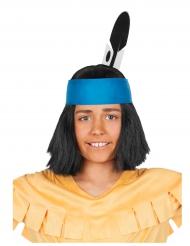 Sininen Yakari™- hiuspanta lapselle