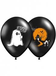 Boo- halloween- ilmapallot 6 kpl