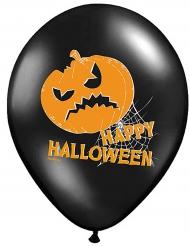 Lateksiset Happy Halloween- ilmapallot 6 kpl