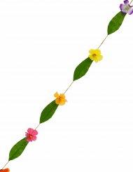 Kukkainen banneri