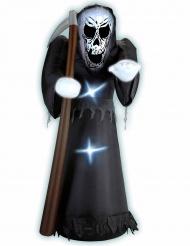 Ilmatäytteinen viikatemies halloween 122 cm