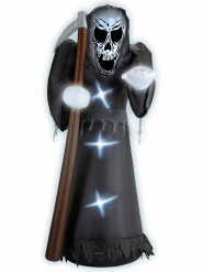 Imatäytteinen viikatemies 244 cm halloween