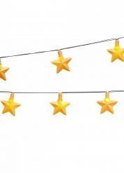 Valoköynnös tähdillä 250 cm