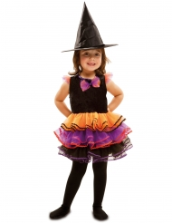 Fantasia noidan naamiaisasu tytölle halloween