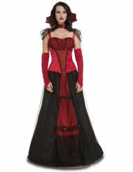 Vampyyrineidin naamiaisasu naiselle halloween