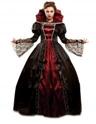 Barokkivampyyrin luksus naamiaisasu naiselle halloween