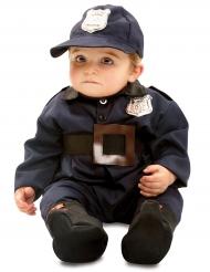 Pieni Poliisi -naamiaisasu vauvalle
