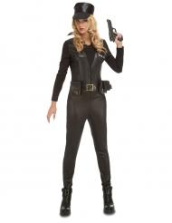 Seksikäs SWAT- haalari naiselle