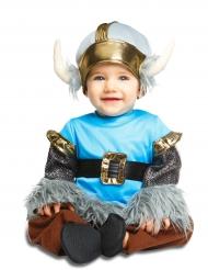 Pikkuviikinki-naamiaisasu vauvalle