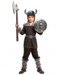 Vikingin naamiaisasu pojalle