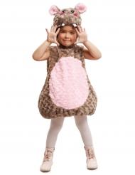 Pikkuhippo-naamiaisasu lapsille