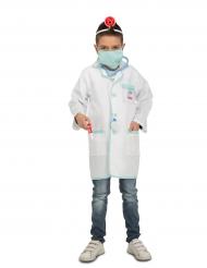 Kirurgin naamiaisasu + asusteet lapselle