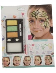 Metsänkeiju -meikkisetti lapselle