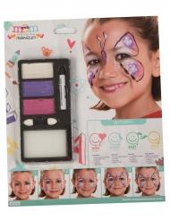 Helmiäisenhohtoinen meikkisetti