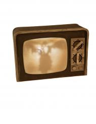 Telkkari valo- ja ääniefektillä 21 x 31 cm halloween
