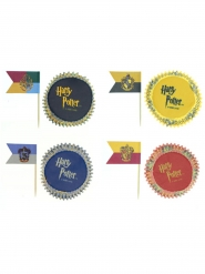 100 Harry Potter™ - cup cake-koristetta