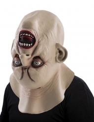 Käännetty pää- monsterin naamari aikuiselle