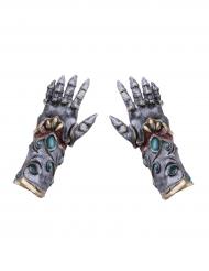 Soturin lateksiset hanskat aikuiselle