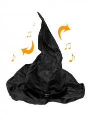 Tanssiva ja laulava hattu halloween 40 cm