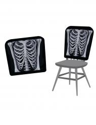Luuranko- tuolinsuojat 38 x 48 cm halloween
