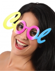 COOL -pastellisävyiset lasit aikuiselle