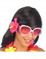 Havaijilaiset aurinkolasit naiselle