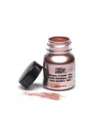 Mehron™ -metallinhohtoinen puuteri (roosa) 14g