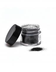 Mehron™ -musta kimallepuuteri 7g