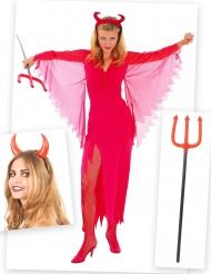 Halloween Piruasusetti aikuisille