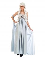 Prinsessan sininen mekko naiselle