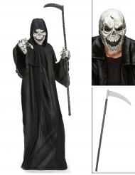 Viikatemies-asu - Halloween setti aikuisille
