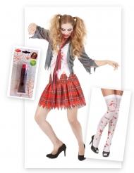 Kauhuoppilas - Halloween asu aikuisille