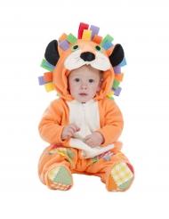 Pieni Leijona -naamiaisasu vauvoille