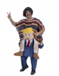Carry Me Donald-naamiaisasu aikuisille