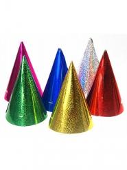 20 värikästä juhlahattua