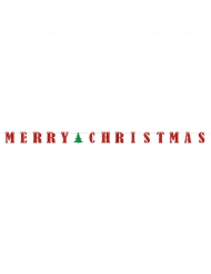 Merry Christmas™-köynnös 3,65 m